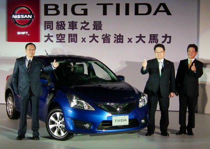 一直都是國產掀背銷售王的Nissan Tiida,現在面臨最大對手不見得是牛頭牌...