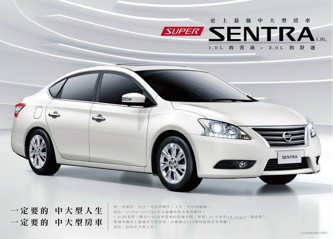 Super Sentra至少也是同級距銷售亞軍,但面對Mazda3 2.0L三廂...