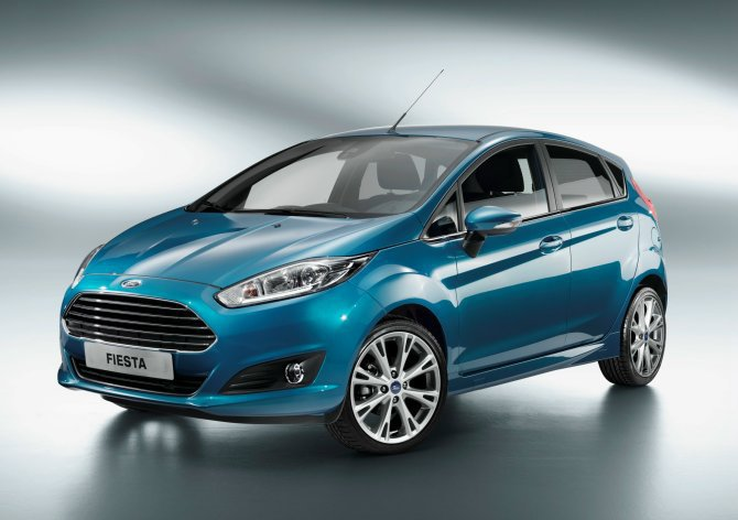 國產化Ford Fiesta的售價其實與Focus入門版相當接近,許多人也懷疑這...