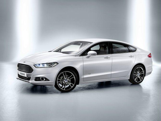 改以進口方式銷售的Ford Mondeo,十年前應該沒想過會這樣 原廠提供