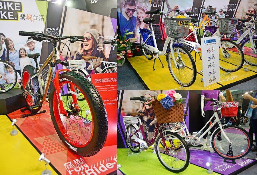 YouBike風氣帶動,加上全台自行車道的普遍,業者積極推出適合一般人騎乘的都會...