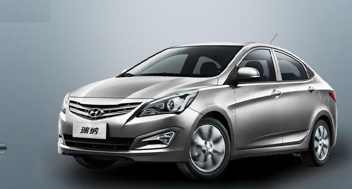 南陽現代第四季將推出全新的國產中型房車Verna SX。 北京現代提供