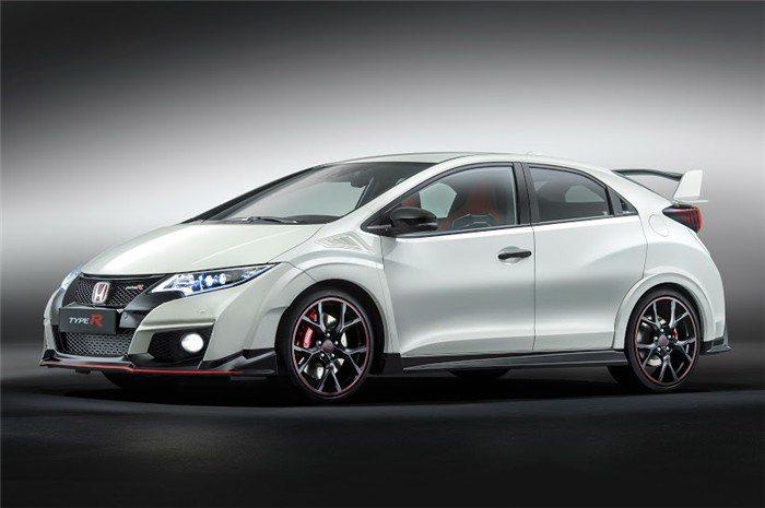 Honda發表全新Civic Type R,外觀部分換上更霸氣的空力套件及造型誇...