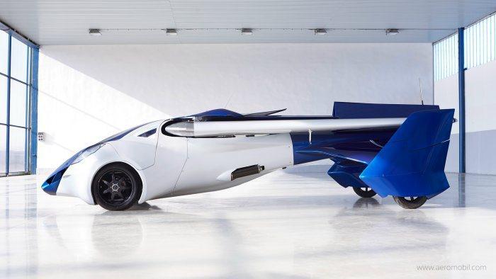 Aeromobil 3.0車長達到6米,原廠將針對量產車型進行視野改善計畫,減低...
