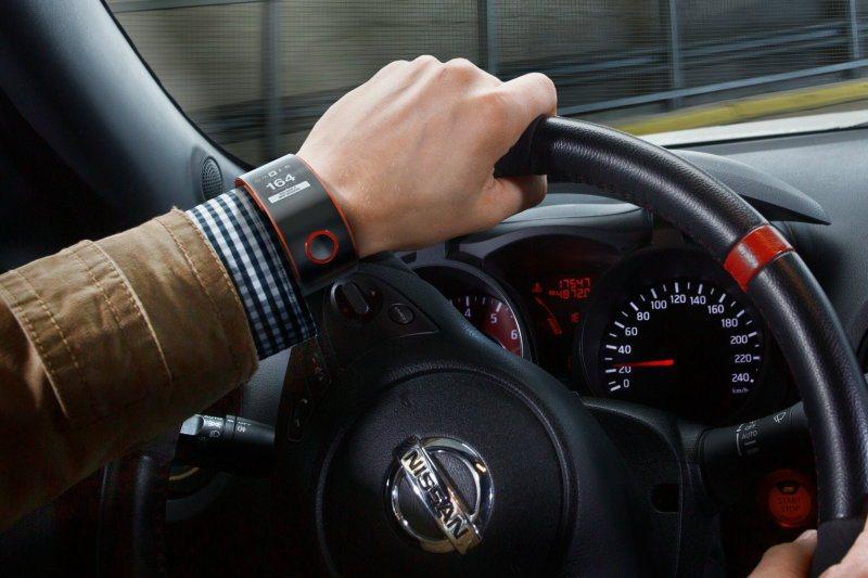 Nissan的Smartwatch是車用智慧腕錶之濫觴,但不具遙控車輛的功能。 ...