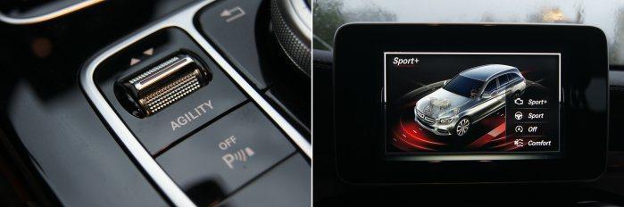 搭載Agility Select行車動態控制系統,可進行五種模式切換,滿足不同的...