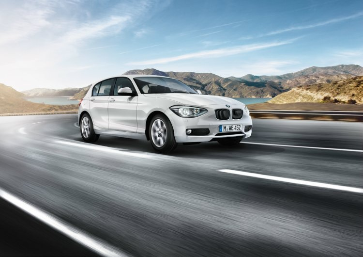 BMW 116i五門掀背跑車即日除推出低月付$6,900、100萬50期零利率優...
