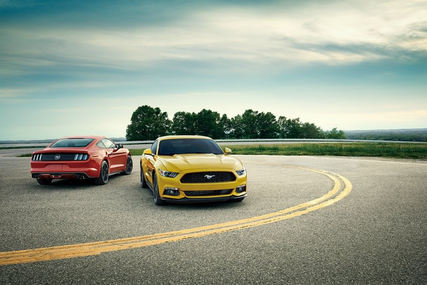 深受年輕族群喜愛的全新6代Ford Mustang,國內售價186.8萬元。 F...