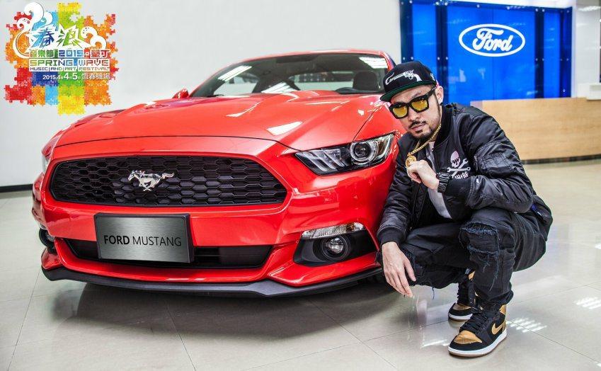今年福特將以全新發表Ford Mustang野馬跑車領軍,帶領全車系搖滾大樂團進...