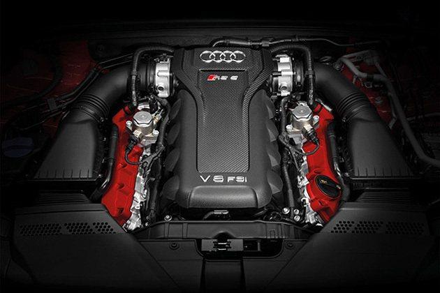 壓榨馬力已經很敢的quattro RS,卻去挖來了動力設計師,也充滿了禪意。 ...