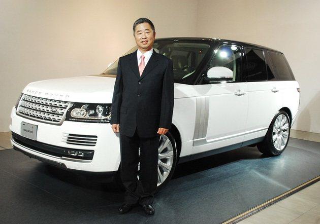 陳貽彬預告今年雙品牌全年銷售目標為800台。 趙惠群