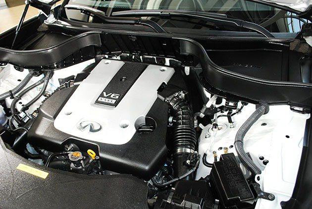 Nissan集團當家V6引擎。 趙惠群