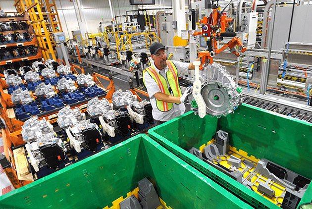 福特長期關懷環境保育,力行廢棄物管理政策。 Ford