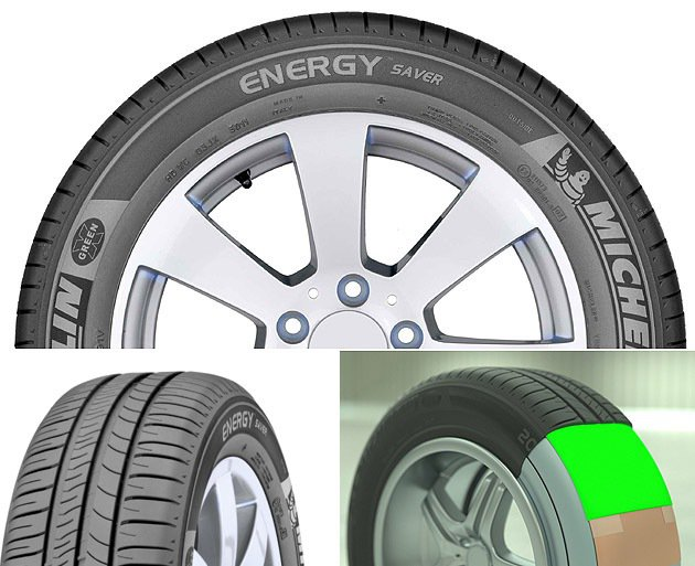 Eco' N' Grip compound是Energy Saver+節能胎主要...