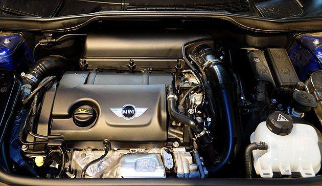 1.6L雙渦流渦輪增壓引擎 蔡志宇
