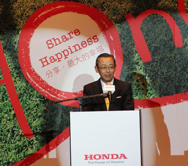 牧野董事長表示今年目標保守定在2.5萬輛銷售。 蔡志宇