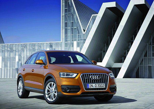 在2012年Audi一舉扭轉不景氣的歐洲車市頹勢,在歐洲寫下了1.8%的成長幅度...
