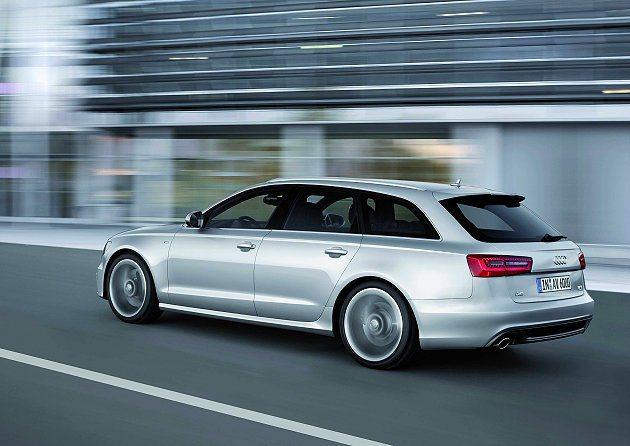 全新世代的Audi A6 Avant在歐洲車市寫下2012年度銷售額超過6.3萬...