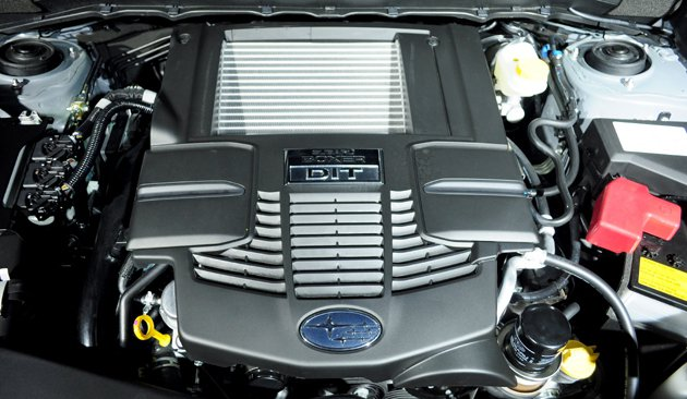 2.0L渦輪增壓引擎在缸內直噴技術導入後,能產生更優的效率。 蔡志宇