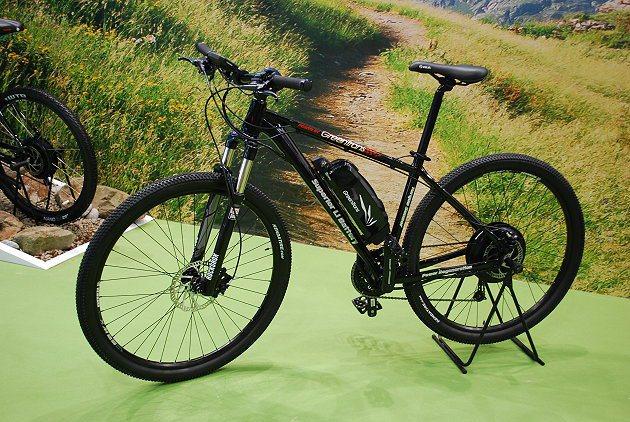 中華自行車電動套件本月開始銷往歐洲裝載在高階車型上。 趙惠群