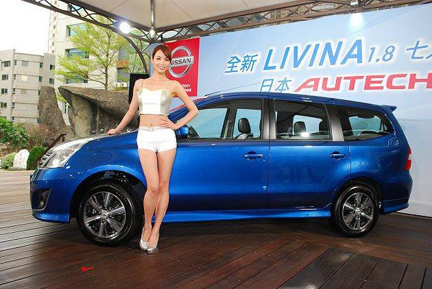 車側也增加立體且超動感的側裙。 趙惠群