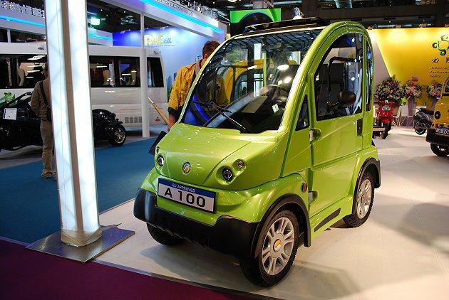必翔A100已通過歐盟EU認證,將銷往歐洲及日本等市場。 趙惠群