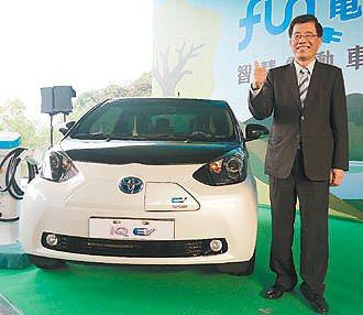 和泰車董事長黃南光看好電動車衍生商機。
