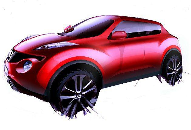 Nissan Juke自原創概念到正式量產,堅持「原生」設計,保持原汁原味。 N...