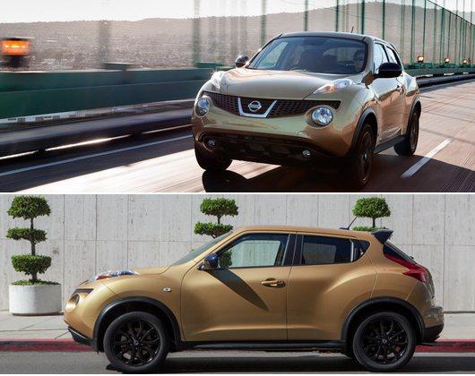 Nissan Juke預計於今年6月份正式登台。 Nissan