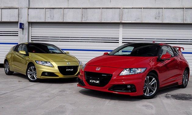 CR-Z與CR-Z mugen同步將於5/11開始發售。 蔡志宇