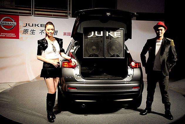Juke Box的樂趣也是產品形象。 蔡志宇