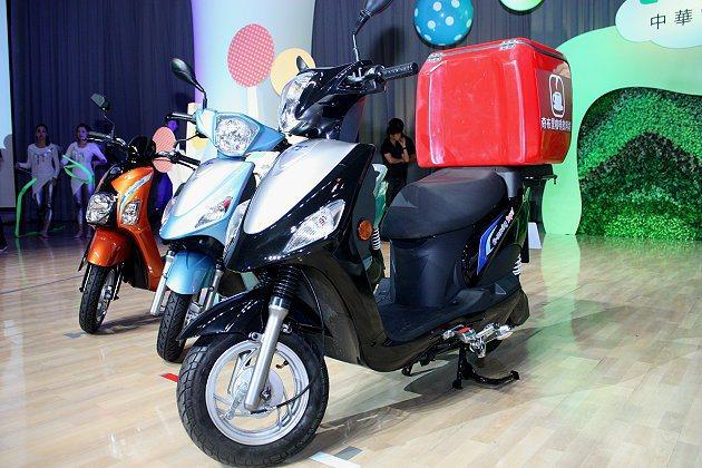 e-moving Super客用、載貨兩相宜。 林和謙