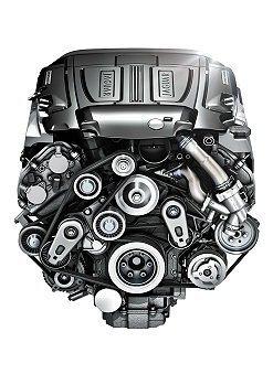 全新3.0升V6機械增壓引擎,可輸出同級距最強悍的340hp/6,500rpm最...