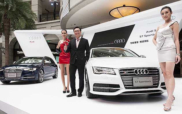 S6 Avant和S7 Sportback正式於台灣發表。 Audi Taiwa...