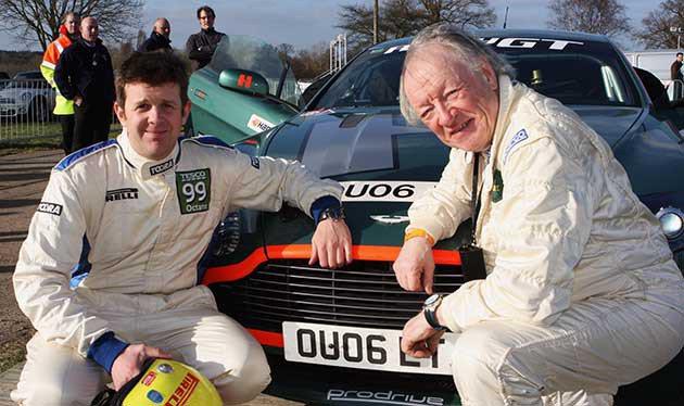 不只MINI,Rauno Aaltonen也駕馭過其他品牌的賽車。 編輯部