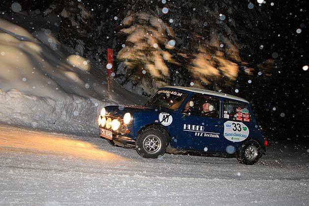 Rauno Aaltonen在Rally的經驗中,大多生涯都與MINI並肩作戰。...