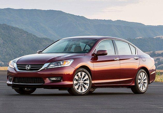 九代Accord在北美Marysville工廠製造。 Honda
