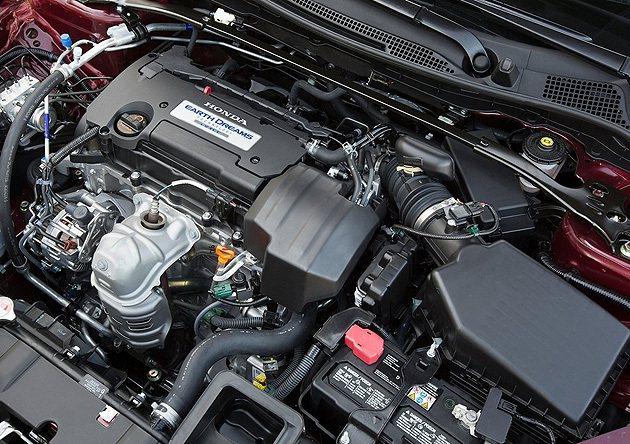 新世代2.4L直似引擎首度導入缸內直噴技術。 Honda