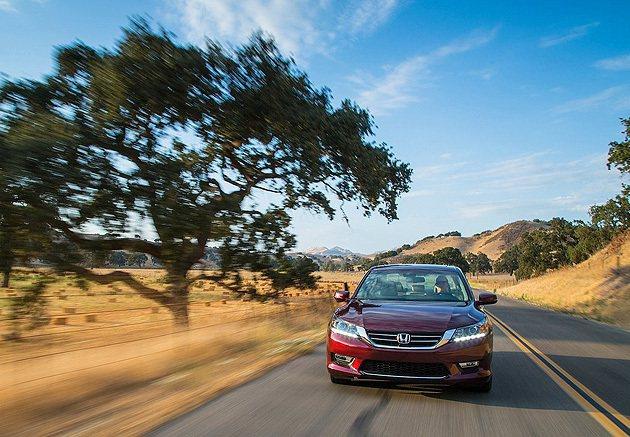 Accord的新引擎科技將更講究環保。 Honda