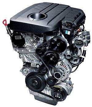 2.0L柴油引擎已經符合五期環保標章。 Ssangyong