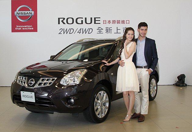 Rouge為日本進口,同時擁有歐化風格造型。 裕隆日產提供