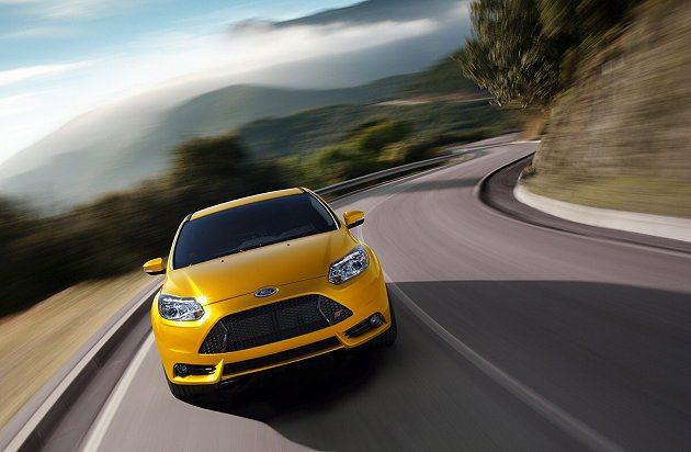 新世代鋼砲王者2013 Focus ST在福特六和導入下正式上市。 Ford