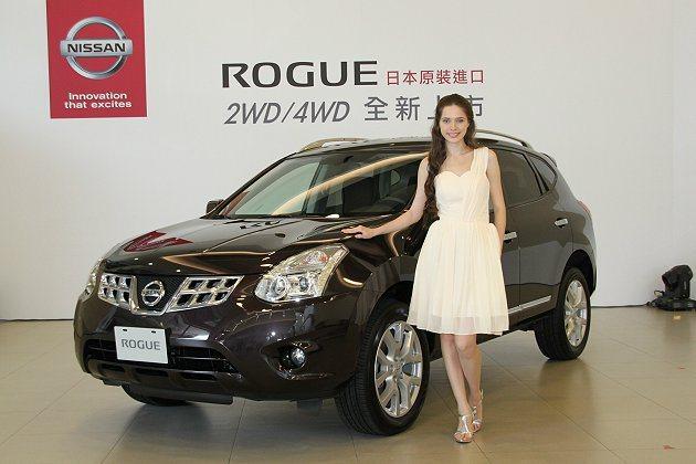 全新Nissan Rogue七月份上市以來,深受車主肯定,當月訂單突破600張。...