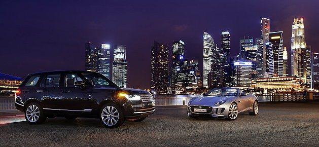 Jaguar Land Rover上半年全球銷售成績亮眼。 Jaguar Lan...