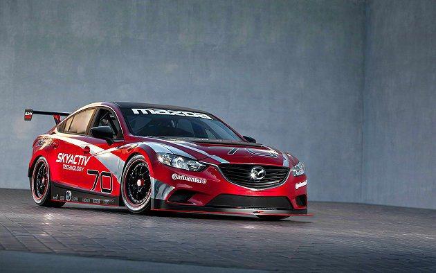 Mazda以搭載SKYACTIV-D 2.2柴油引擎的All New Mazda...