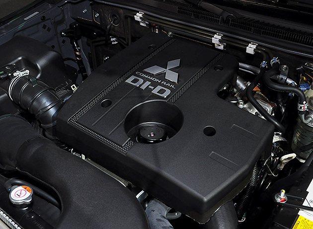 DID 3.2L柴油引擎。 蔡志宇