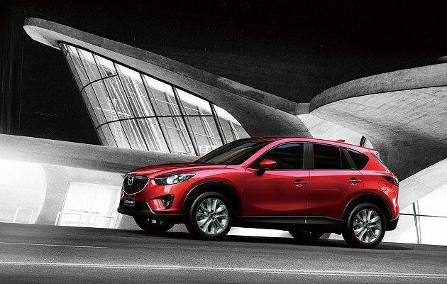 Mazda CX-5將在本週末全省11個主要展示據點舉辦賞車活動。 Mazda提...