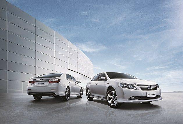 新年式Toyota Camry Hybrid增加新成員,滿足顧客需求。 Toyo...