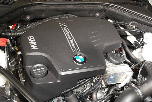 BMW 5系列新增535i直6動力。 記者趙惠群/攝影