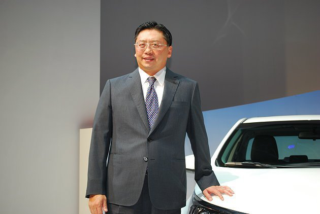 和泰汽車總經理蘇純興表示,在多款新車刺激下,第四季銷售成長可望轉正,全年銷售量可...